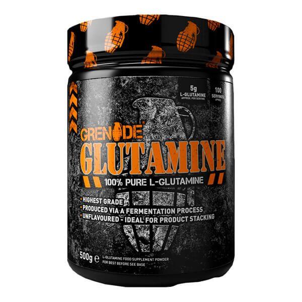 100% pure l-glutamine - 500g