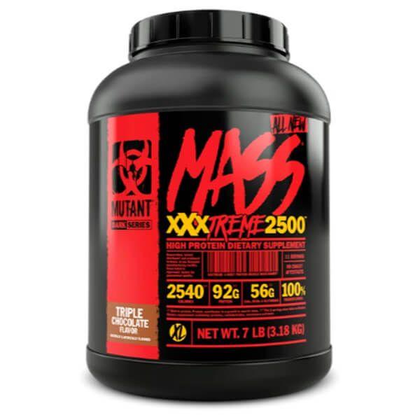 Mutant mass xxxtreme 2500 - 3,18kg