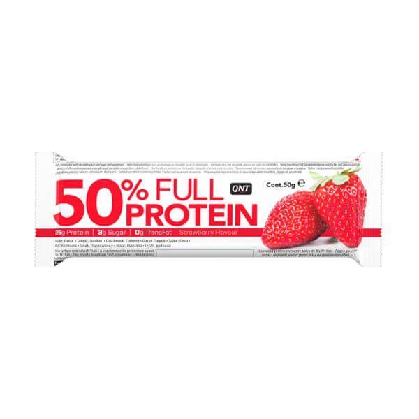 50% full protein bar - 50g