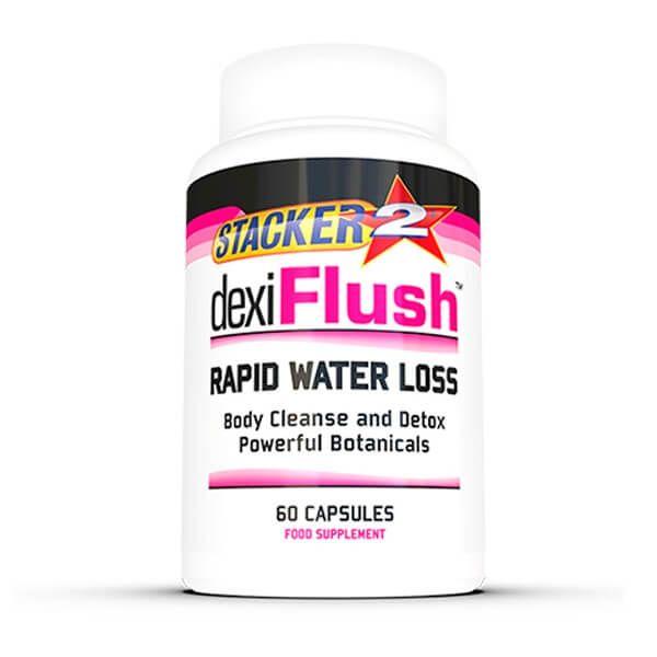 Dexi flush - 60 capsules