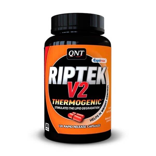 Riptek v2 thermogenic - 120 capsules