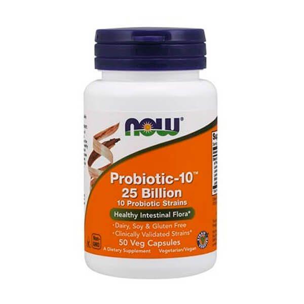 Probiotic-10 25 billion - 50 capsules