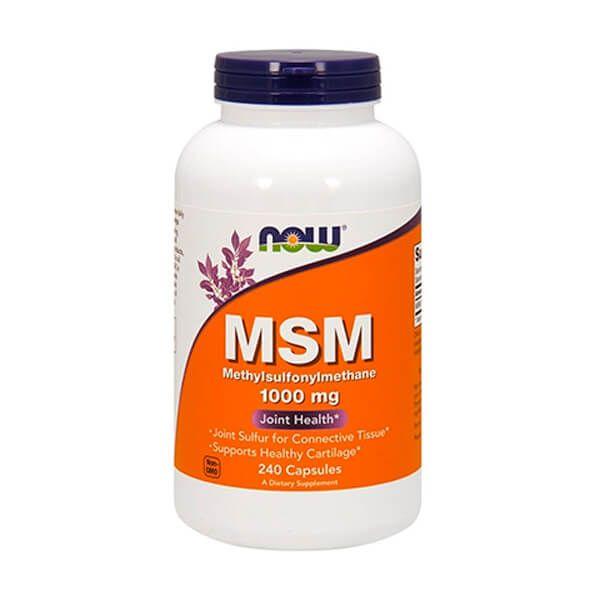 Msm 1000mg - 240 capsules