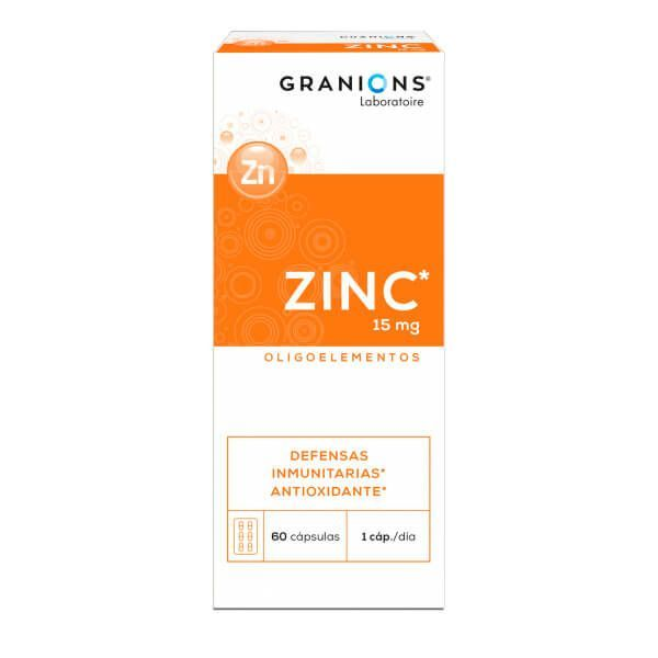 Zinc 2ml x 30 vials
