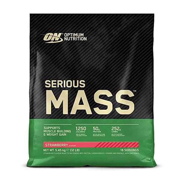 Optimum Serious Mass (5,45Kg) 12 LIB