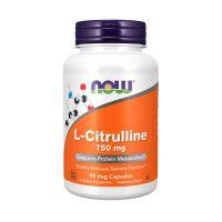 L-citrulline 750mg - 90 veg capsules
