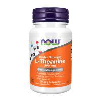 L-theanine 200mg - 60 veg capsules