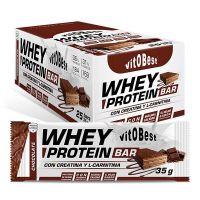 Whey Protein + L-Carnitina Bar