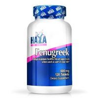 Fenugreek 600 mg - 120 tabs
