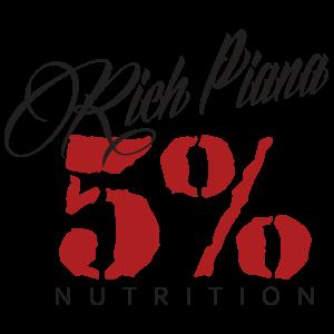 Logo Rich Piana 5% Nutrition